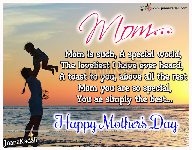 English Mothers Day Wishes-Latest Online English Wishes Quotes Greetings-2016 Mothers day