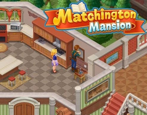 Matchington Mansion v 1.5.5 Hack MOD APK Android