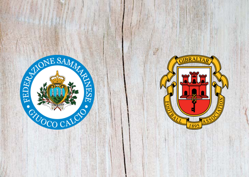 San Marino vs Gibraltar -Highlights 14 November 2020