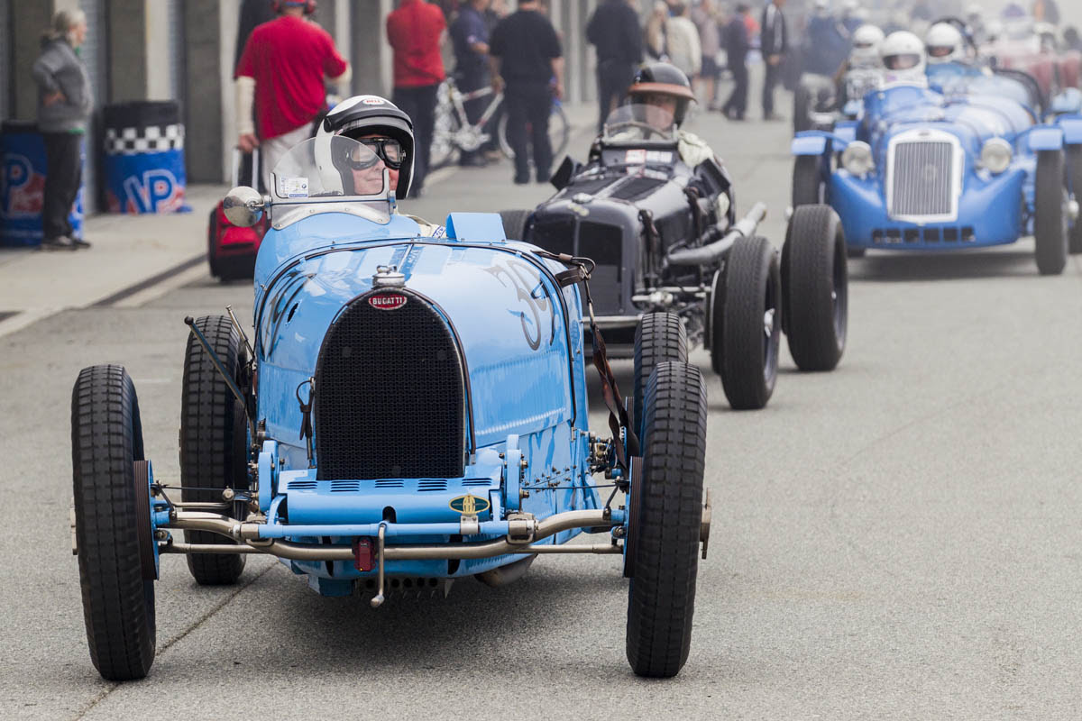 SCRAMP re-launched the famed Monterey Historic Automobile Races ...