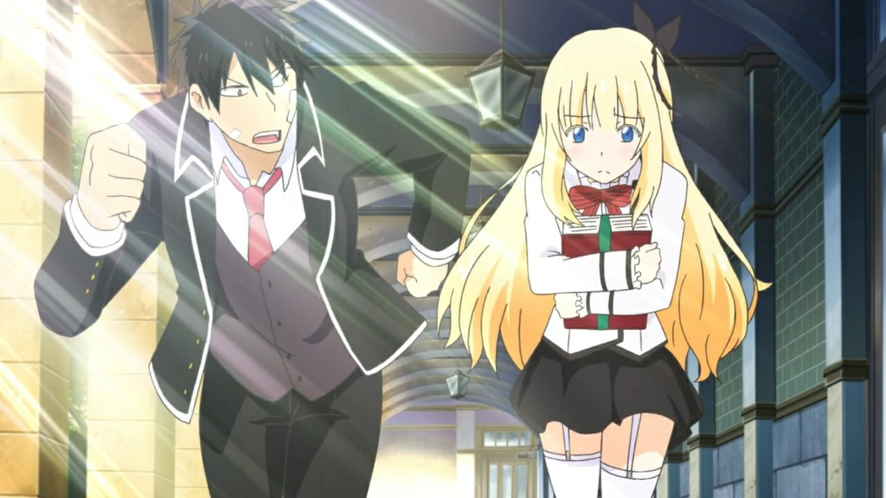 Kishuku Gakkou no Juliet BATCH Subtitle Indonesia [ 01 - 12 ]