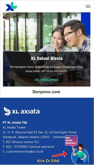 Mengaktifkan Kartu XL dan Axis yang Sudah Mati/Hangus Secara Online
