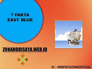 Fakta East Blue
