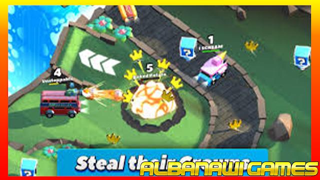 تحميل لعبة Crash of Cars للأندرويد من الميديا فاير