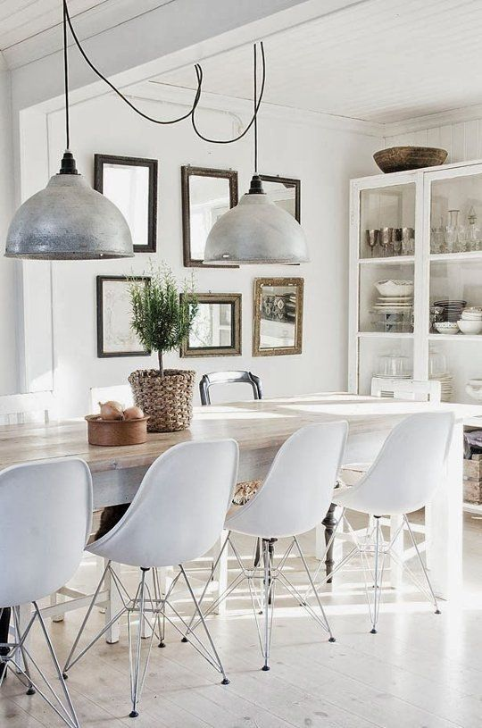 Decor Inspiration A Kitchen To Live In: Kitchen Decor Inspiration: 42 Modern Farmhouse Kitchens