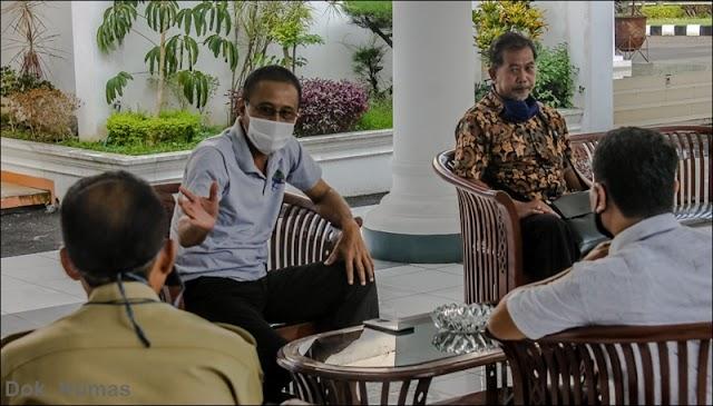 Bupati Revisi Jam Operasional Pasar Manis Jadi Tutup Pukul 14:00