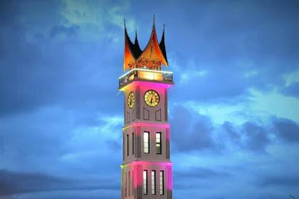 Jam Gadang, Wisata Ikonik Di Bukittinggi, Padang Sumatera Barat