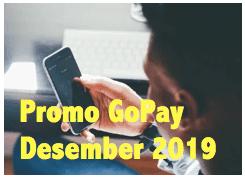 promo GoPay Desember 2019, promo Go Pay Desember 2019, promo GoPay hari ini, promo gopayday desember 2019