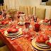Inspirações e dicas para montar a mesa de Natal