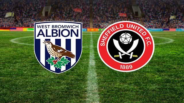بث مباشر مباراة شيفيلد يونايتد ووست بروميتش