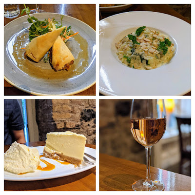Things to do in Athlone Ireland: Dine at the Left Bank Bistro