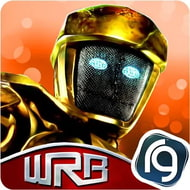 Real Steel World Boxing Robot MOD