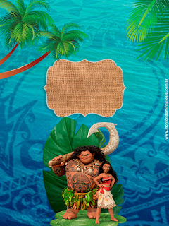 Lovely Moana: Free Printable Candy Bar Labels.