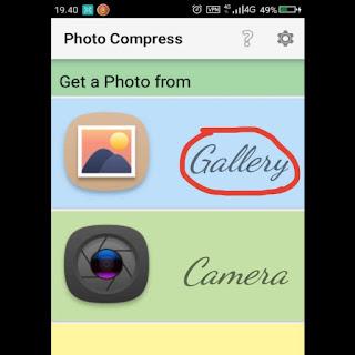 cara mudah mengubah ukuran gambar atau foto