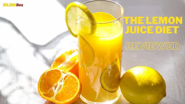 A lemon or two a day to take the weight away: The Lemon Juice Diet reviewed.