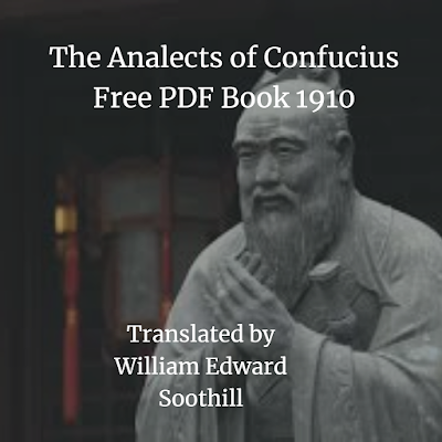 The Analects of Confucius Free PDF Book 1910