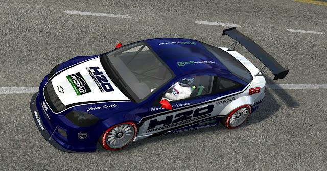 Carros da H2O para o GT3 Challenge são apresentados Lfs_00000024