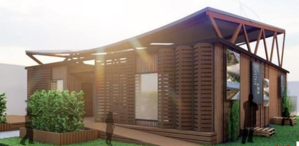 world's largest student competition, Solar Decathlon selected DTU students  solar energy house