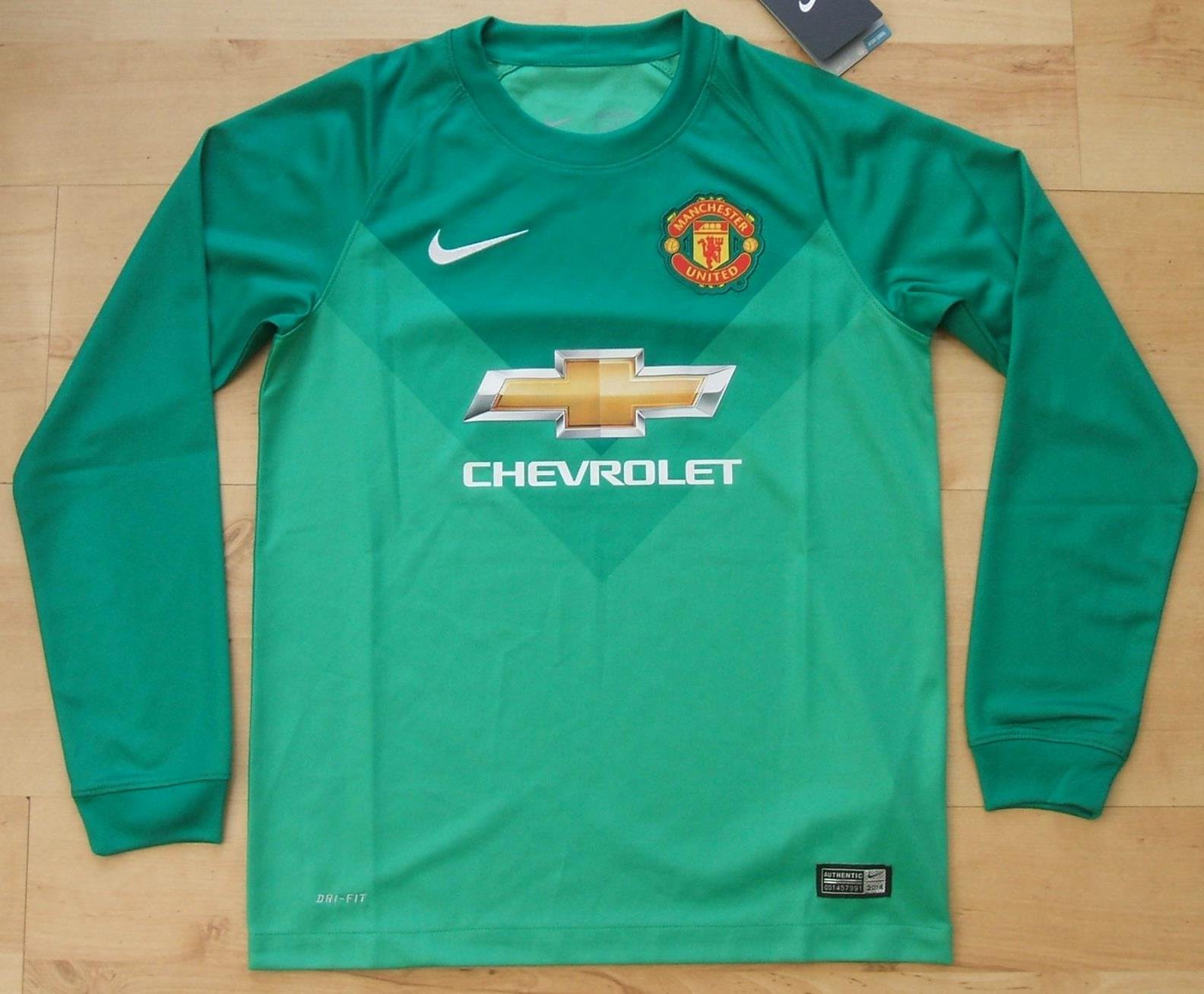 aeb41e62c Manchester United 14-15 Home and Away Kits Leaked