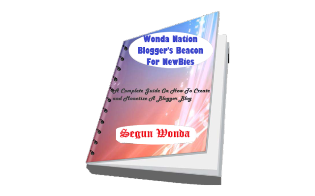 Download Wonda Nation's Blogger Guide: Learn How To Create and Monetize Free Blog