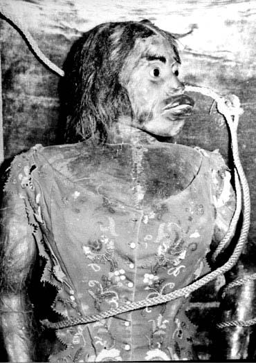 A Triste História de Julia Pastrana - A Mexicana descansou somente 100 anos após sua morte