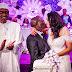 Adams Oshiomhole and wife Lara mark 1st wedding Anniversary
