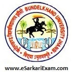 BU Jhansi Entrance Result 2018