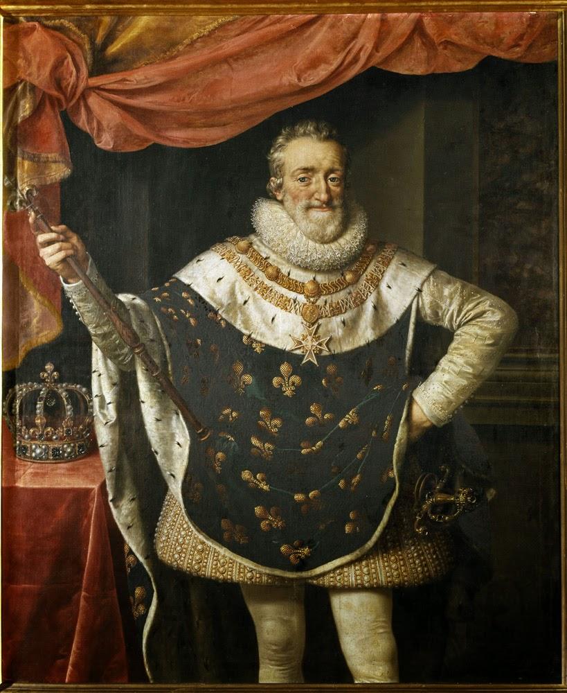 Resultado de imagen para Fotos: Francia, Enrique IV