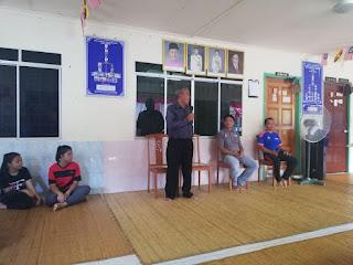 CAKNA di Rumah Panjang Sekuau ~ SMK LUAR BANDAR NO. 1 SIBU