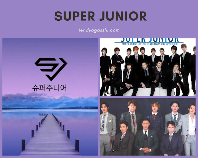 Super Junior 2005-2020