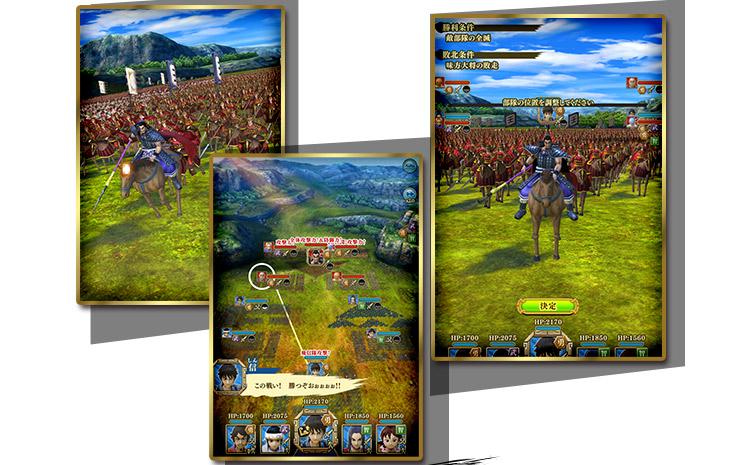 Segera! Game Smartphone Terbaru dari Badai Namco, Kingdom: Seven Flags