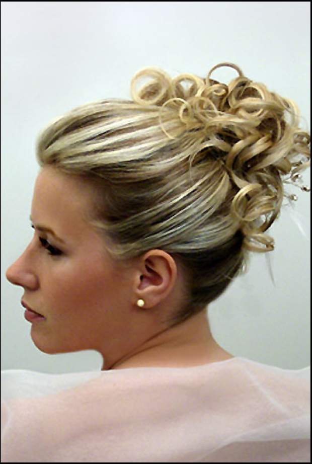 IDEES COIFFURE CHEVEUX MI LONG MARIAGE  Mabrouk Mariage :: Mariage ...