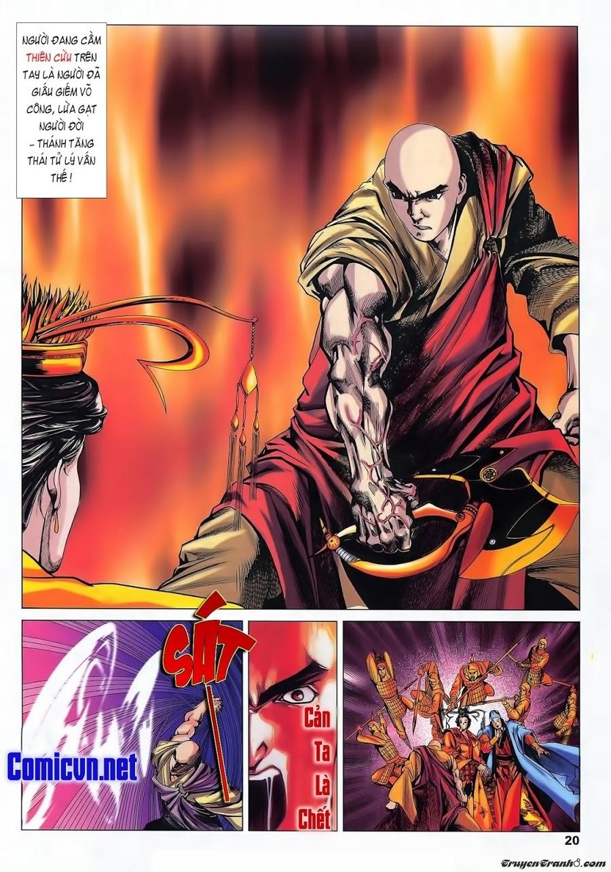 Lục Đạo Thiên Thư chap 21 - Trang 18