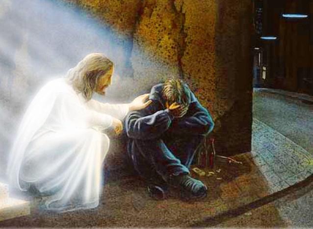 Our Lady of Mercy of Clare Port: Consolar al que está triste