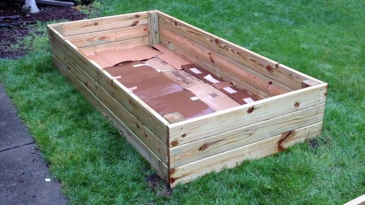 Cheap Raised Garden Beds For Your Home