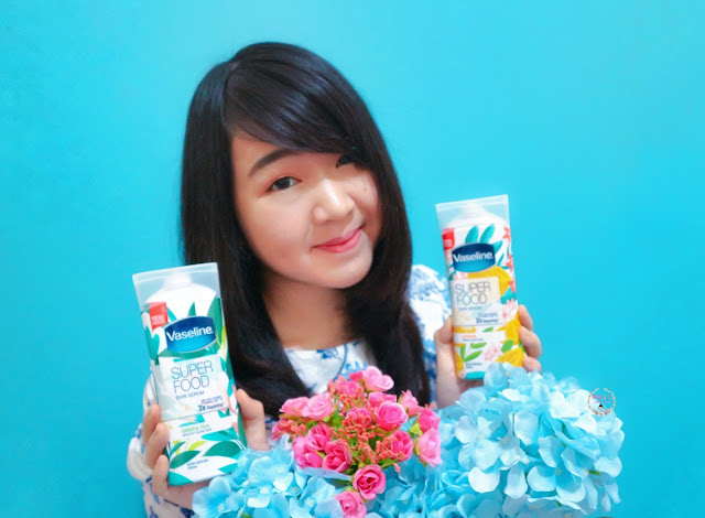 Mei's Review about Vaseline Super Food Skin Serum