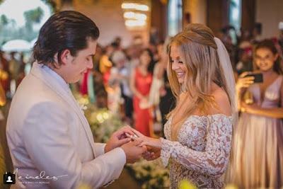 Fotos do Casamento de Whindersson Nunes e Luisa Sonsa