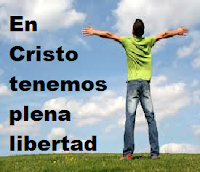 Libres para seguir y servir a Dios.