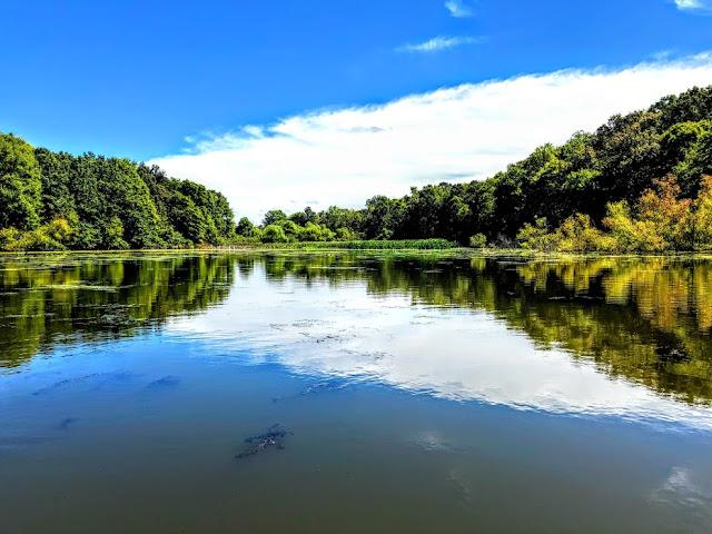 Glade Run Lake