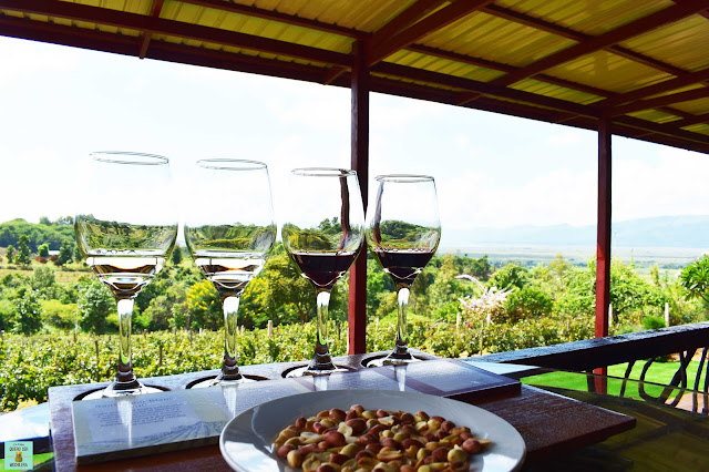 Red Mountain Estate Vineyards, lago Inle