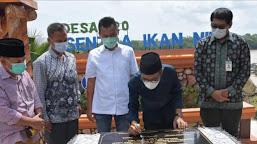 Wakil Bupati Batanghari Dampingi Anggota DPR RI Salurkan Bantuan ke Masyarakat