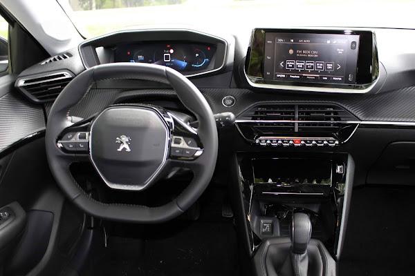 Novo Peugeot 208 1.0 Turbo Firefly