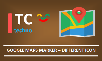 Display Google Maps Multiple Markers Different Icons