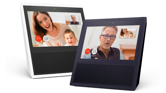 Amazon's unveils Echo Show: It has a touchscreen and costs $230