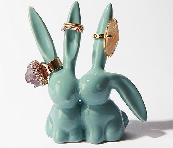 15 Creative Ring Holders and Cool Jewelry