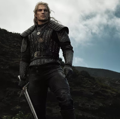 THE Witcher Arrive pour Noël