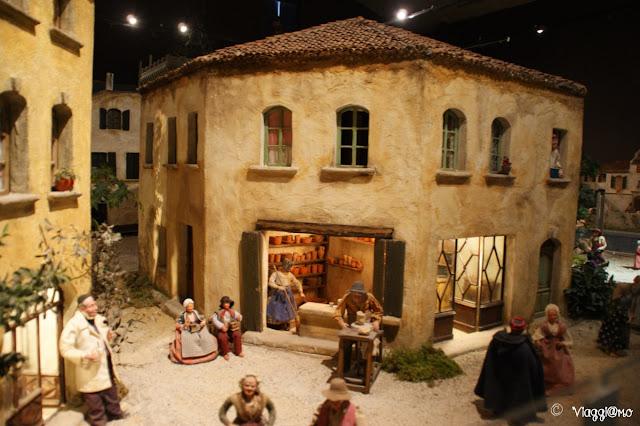 Splendida scenografia del Villaggio Provenzale