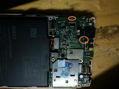 test point Xiaomi Redmi 3 Pro