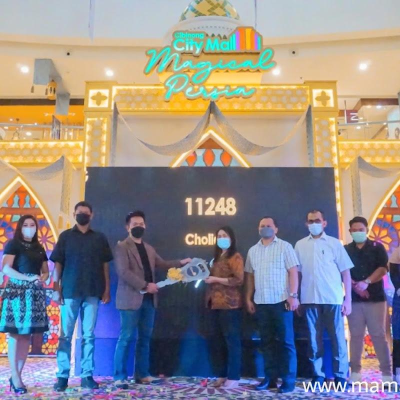 Menang Grand Lucky Draw 6 Cibinong City Mall, Mau Ngga? Maulah Masa Ngga