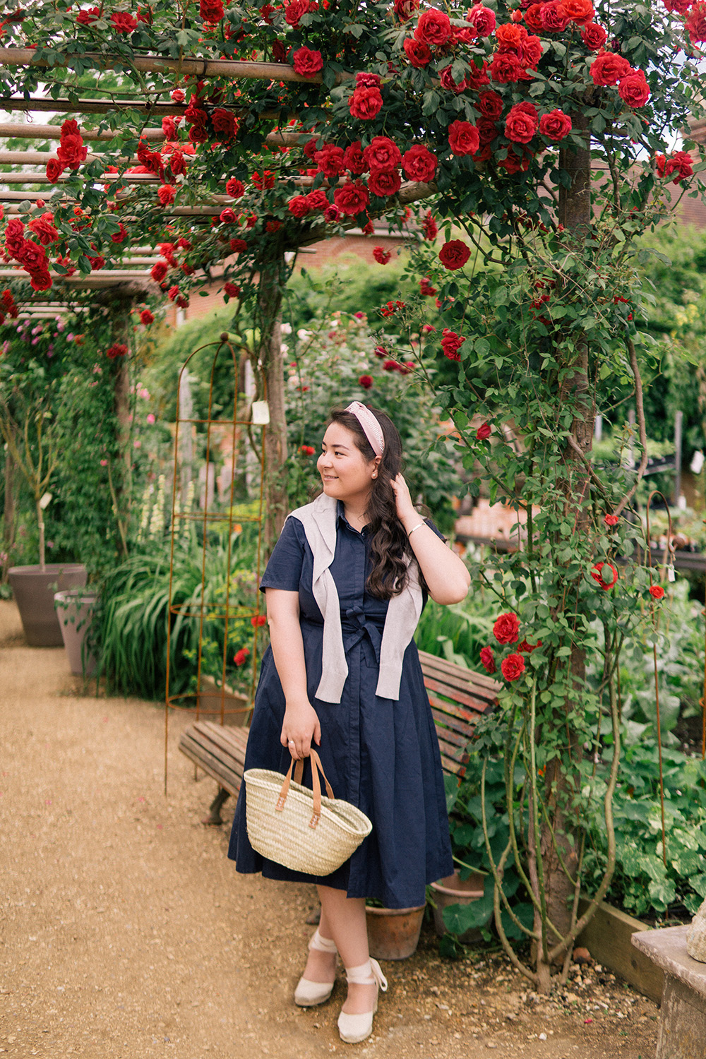 Petersham-Nurseries-photography-classic-summer-style-ootd